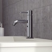 Bathroom Faucet Chrome Round Bathroom Sink Faucet Remer X11
