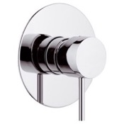Mixer Built-In Wall Mounted Shower Mixer Remer X30L