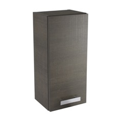 ACF P352GO Short Storage Cabinet in Grey Oak Finish