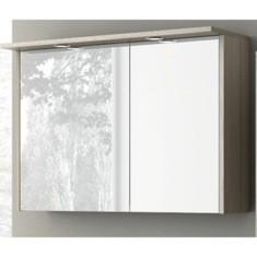 34 Inch Lighted Medicine Cabinet