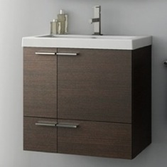 23 Inch Vanity Cabinet With Fitted Sink ANS32