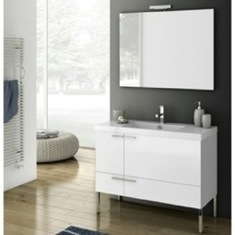 39 Inch Bathroom Vanity Set ANS04