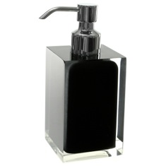 Square Countertop Soap Dispenser in Assorted Colors