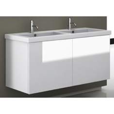 Vanity Cabinet with Self Rimming Sink SE06C