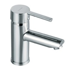 Single Hole Bathroom Faucet with Ecoplus Water Saving System US-3301