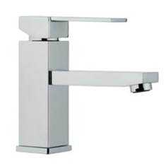 Single Lever Chrome Basin Mixer Q11US