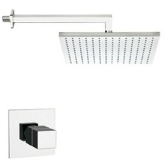 Remer SS1403 Thermostatic Shower Faucet Set with 12