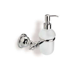 Classic Style Wall Mounted Glass Soap Dispenser