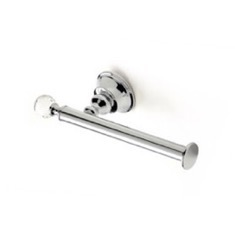 Brass Toilet Roll Holder with Crystal SL11