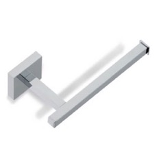 Brushed nickel free standing toilet tissue holder - Brushed nickel standing toilet paper holder ...
