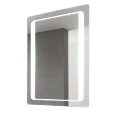 Vanita And Casa 8060-701S 24 x 32 Inch Illuminated Vanity Mirror 8060-701S