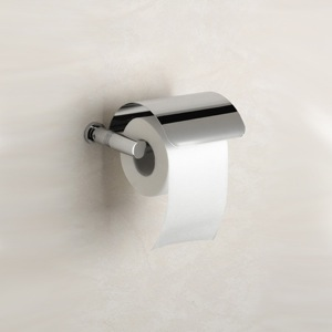 Toilet Paper Holder, Contemporary, Chrome,Satin Nickel, Brass, Windisch Terra, Windisch 85351D
