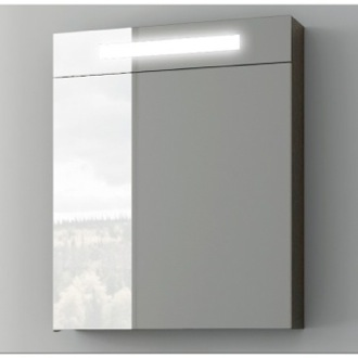 24 Inch Medicine Cabinet with Neon Light ACF S506