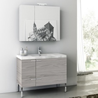 39 Inch Bathroom Vanity Set ACF ANS15