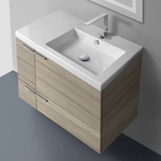 31 Inch Bathroom 2 Piece Vanity Set ACF ANS20