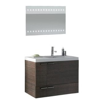 Bathroom Vanity 31 Inch Bathroom Vanity Set ACF ANS247-Larch Canapa