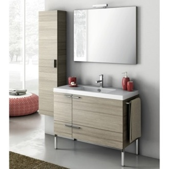 39 Inch Bathroom Vanity Set ACF ANS28
