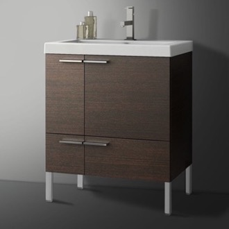 23 Inch Vanity Cabinet With Fitted Sink ACF ANS30