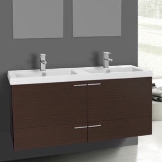 47 Inch Vanity Cabinet With Fitted Sink ACF ANS40