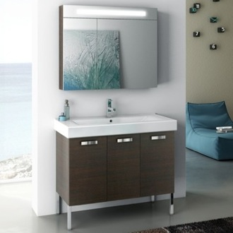 39 Inch Bathroom Vanity Set ACF C06