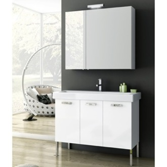 39 Inch Bathroom Vanity Set ACF C09