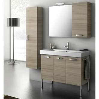 39 Inch Bathroom Vanity Set ACF C11