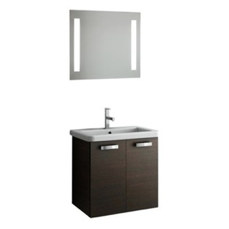 Bathroom Vanity 22 Inch Bathroom Vanity Set ACF CP79-Larch Canapa