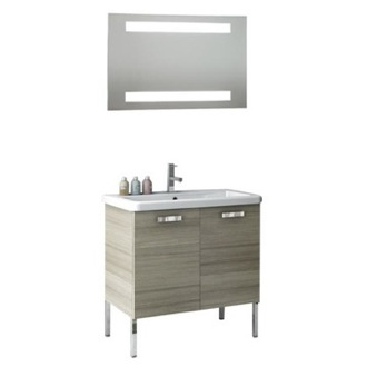 Bathroom Vanity 30 Inch Bathroom Vanity Set ACF CP84-Larch Canapa