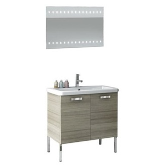 Bathroom Vanity 30 Inch Bathroom Vanity Set ACF CP87-Larch Canapa