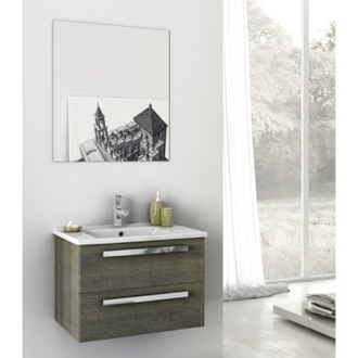 24 Inch Bathroom Vanity Set ACF DA01