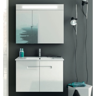 32 Inch Bathroom Vanity Set ACF NY04
