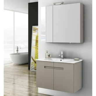 32 Inch Bathroom Vanity Set ACF NY06