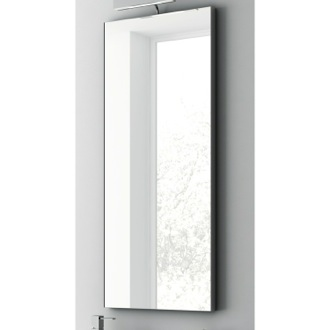 38 Inch Tall Wall Mounted Vanity Mirror ACF S601