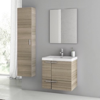 23 Inch Larch Canapa Bathroom Vanity Set ACF ANS53