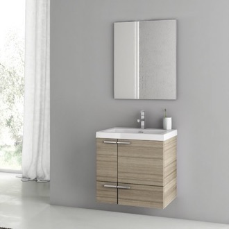 23 Inch Larch Canapa Bathroom Vanity Set ACF ANS49