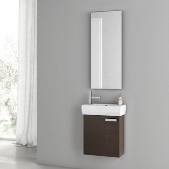 18 Inch Bathroom Vanity Set ACF C01