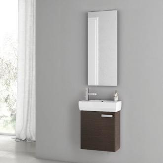 Bathroom Vanity 18 Inch Wenge Bathroom Vanity Set C25 ACF C25