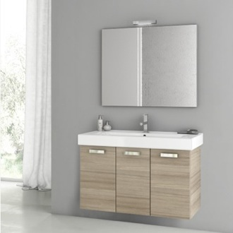 39 Inch Larch Canapa Bathroom Vanity Set ACF C44