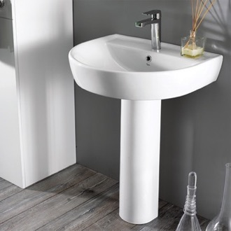 Bathroom Sinks Round round bathroom sinks - thebathoutlet