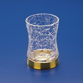 Crackled Glass Tumbler Windisch 94130D
