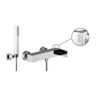 Bath-Shower Mixer Wall Mounted Shower Mixer With Shower Set S3505C Fima S3505C