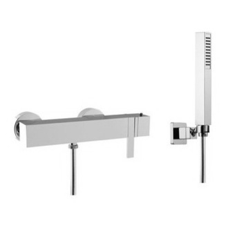 Bath-Shower Mixer Wall Mounted Thermostatic Shower Mixer With Hand Shower Set S4045 Fima S4045