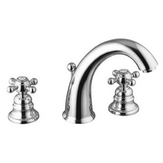 Bathroom Sink Faucet Classic 3 Holes Bathroom Sink Faucet S5101 FIma S5101