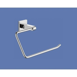 Towel Ring Wall Mounted Chrome Towel Ring 2870-13 Gedy 2870-13
