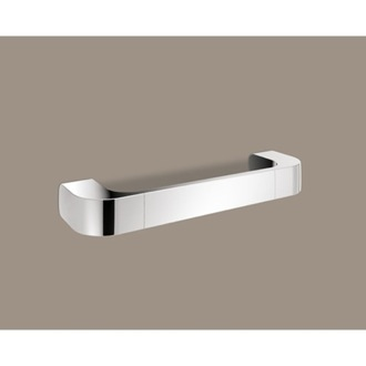 Towel Bar 10 Inch Polished Chrome Towel or Grab Bar 3221-25-13 Gedy 3221-25-13