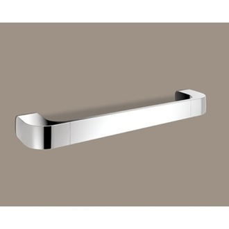 14 Inch Polished Chrome Towel or Grab Bar ...