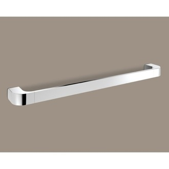 Towel Bar 22 Inch Polished Chrome Towel or Grab Bar 3221-55-13 Gedy 3221-55-13