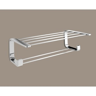 Train Rack Polished Chrome Towel Rack Gedy 3235-13