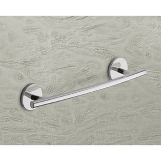 Towel Bar Polished Chrome 14 Inch Towel Bar Gedy 4221-35-13