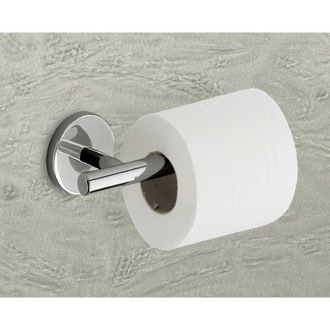 Polished Chrome Toilet Roll Holder Gedy 4224-13